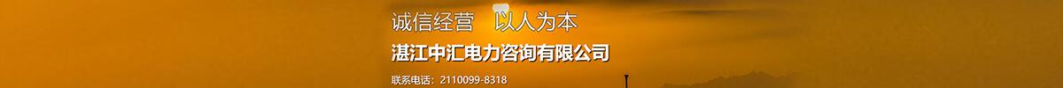湛江中汇电力咨询有限公司